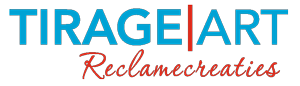 logo tirage art reclamecreaties
